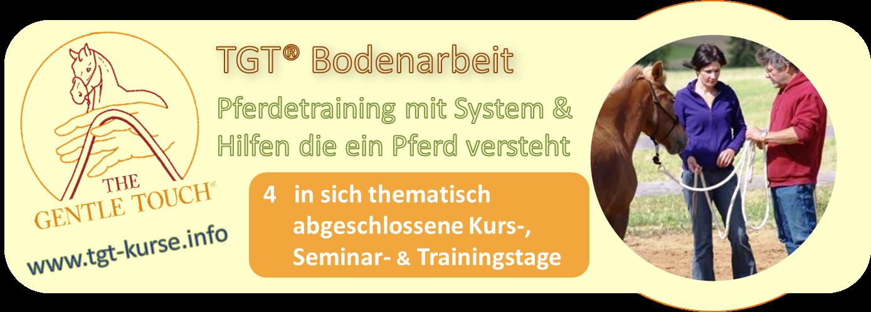 Trainings- und Kursreihe 2014 The GentleTouch Bodenarbeit ® Peter Kreinberg