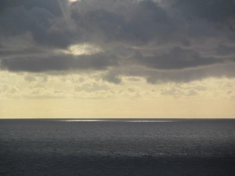 07:40h - noch kann man nur ahnen wie es ist wenn die Sonne heut wieder kommt