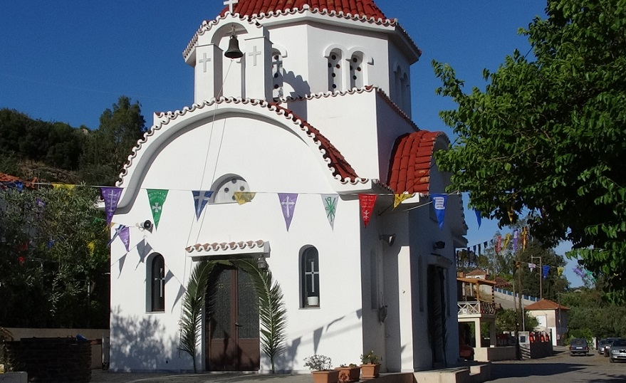 Kirche in Nomia