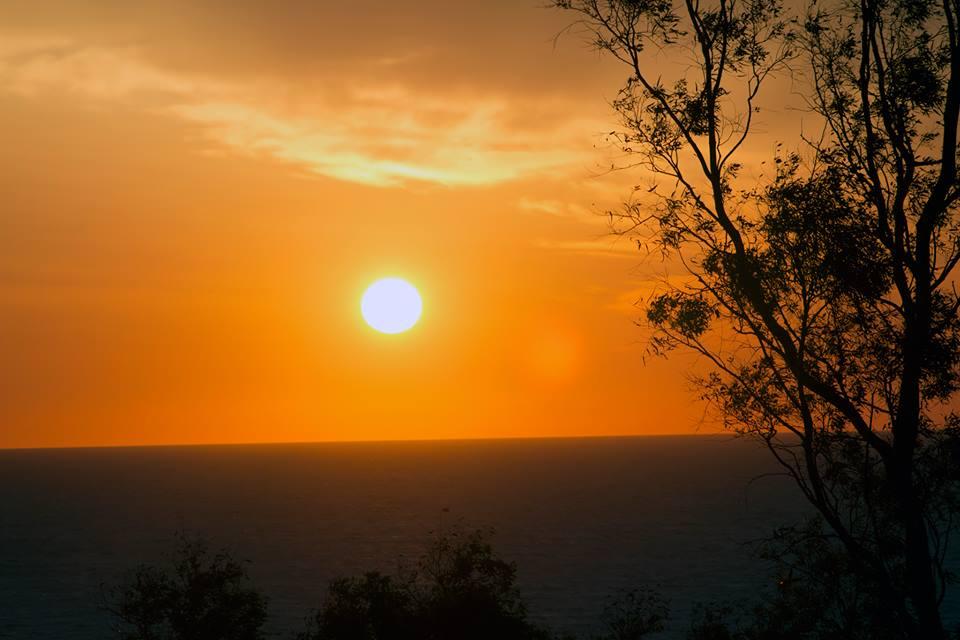 sunrise 10.04.2017 © Lefteris Delastik