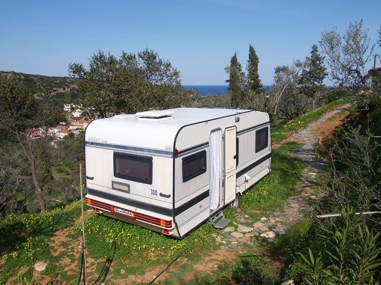 solar terrassen dusche solar dusche und frischwasser direkt am camper wunderschne - Solar Terrassen Dusche