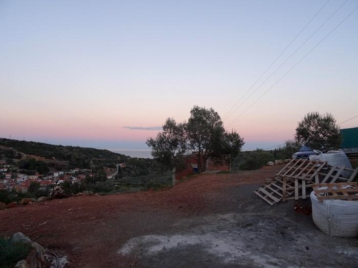 Betonmischer ist verräumt, vorletzter Abend auf KADOWLOS