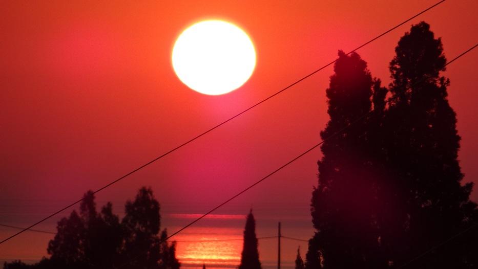 kurz nach 6 Uhr griechischer Zeit ..... Atemberaubend