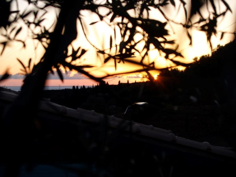 02.03.2015 - nur noch wenige Tage dann sehen wir die Sonne über dem Meer am Morgen aifgehen