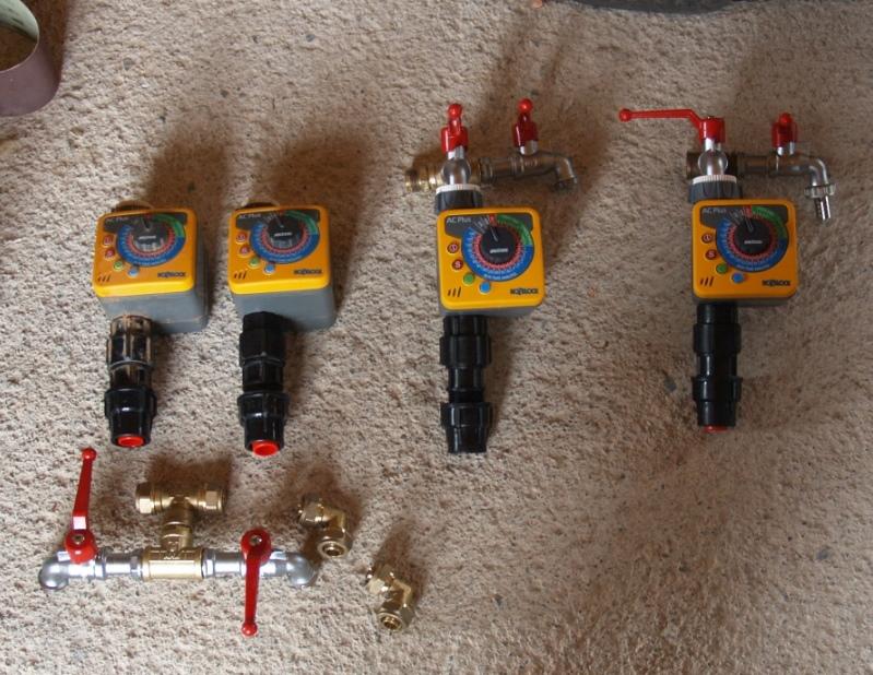 so sehen sie aus, die Bewässerung Zeitschaltuhren aus England. - ein Patent !