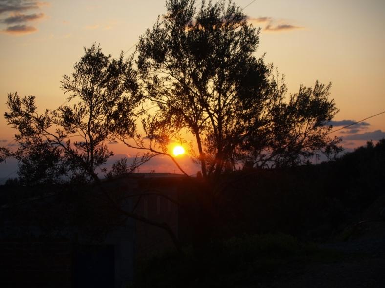 Sonnenaufgang am Samstag 21.03.2015
