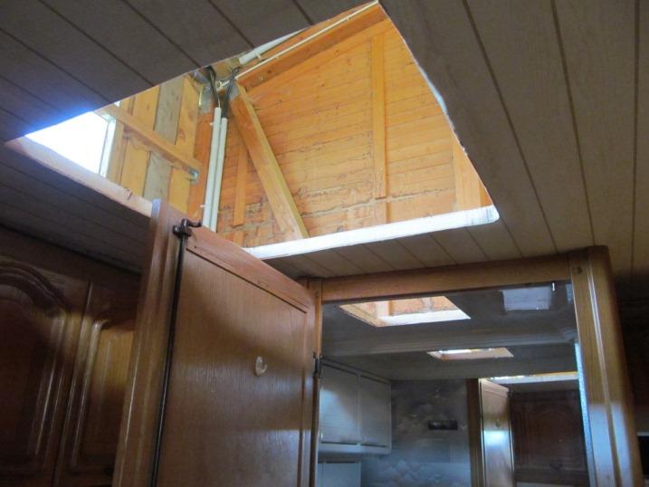 3 neue Dachfenster werden eingebaut