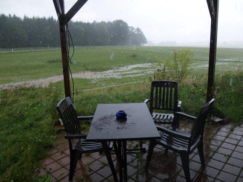 seit Wochen fast täglich Regenwetter, seit 2 Wochen Temperaturen wie im Winter in Griechenland - wir sind gespannt auf das Wetter kommende Woche im Allgäu denn wir wollen noch knapp 10ha Heu mähen